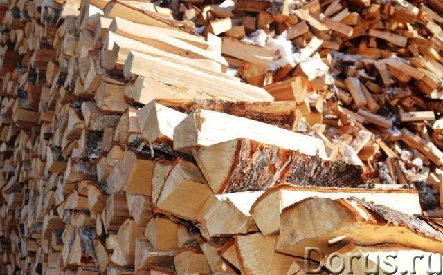Дрова берёзовые в коломне - Лес и древесина - Доставляем берёзовые колотые дрова, в машине уложенные..., фото 1